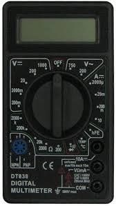 """<b>Мультиметр</b> ТЕК """"<b>DT</b> 838""""61/10/513 купить по выгодной цене с ..."""