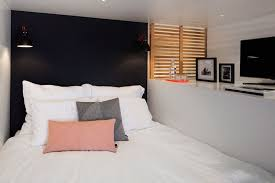 concrete designs compact loft with hidden features for new hotel brand zoku brand innovative hidden