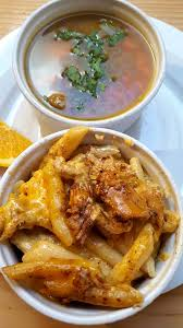 Special today is Blackened Chicken <b>Mac</b>... - <b>Painted Lady</b> Coffee ...