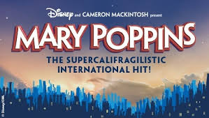 Image result for mary poppins edinburgh 2016