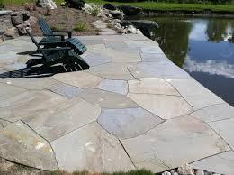 stone patio installation: blue stone patio bluestonepatiojpg blue stone patio