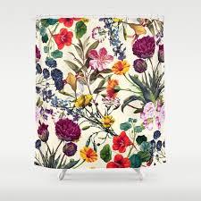 Buy Magical Garden V <b>Shower</b> Curtain by burcukorkmazyurek ...
