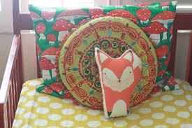 11 woodland nursery ideas fox pillow gingiber baby bedding nursery room ideas baby baby furniture for less