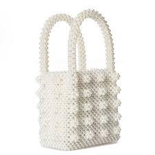 Ladies <b>Handmade Pearl Bag Luxury Beaded Handbag</b> | ID ...