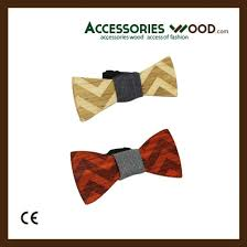 <b>Fashion Handmade</b> Natural <b>Wooden</b> Bow Tie for Men and Women ...
