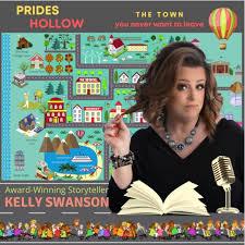Prides Hollow Story Series by Award-Winning Storyteller Kelly Swanson