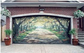 How To Paint A Garage Door In  Simple Steps - Exterior garage door