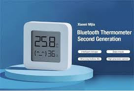 <b>Xiaomi Mijia Bluetooth Temperature</b> Humidity Sensor Monitor 2 ...