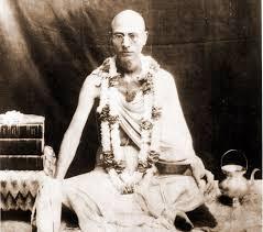 Risultati immagini per srila sridhara maharaja