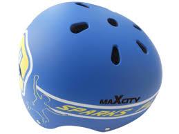 <b>Шлем Maxcity Roller</b> Stike <b>S</b> Light Blue - Чижик