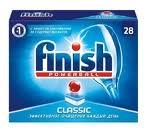 <b>Таблетки для ПММ Finish</b> Classic 28шт купить по низкой цене ...