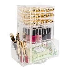 Premium <b>Acrylic Makeup Organizers</b> • Impressions Vanity Co.