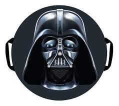 <b>Ледянка</b> детская <b>1 Toy</b> Disney <b>Star Wars</b> Darth Vader круглая 52 см