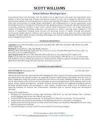 best resume format for software developer   sales   developer    sample resume  resume template great writing sle for