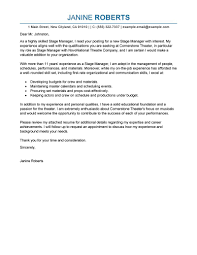 best supervisor cover letter examples livecareer edit