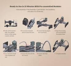 <b>Ortur Laser Master</b> Personal Laser Engraving Machine <b>7W</b>