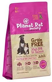 <b>Planet Pet Grain Free</b> Salmon and Potatoes 2.5kg: Amazon.co.uk ...