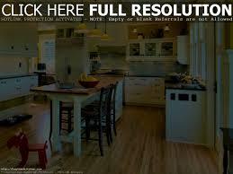 height kitchen island transitional