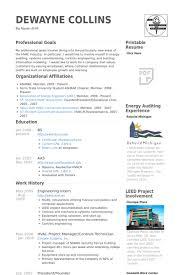 engineering resume samples   visualcv resume samples databaseengineering intern resume samples