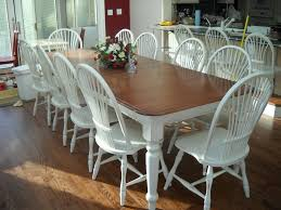Dining Room Table And Chairs White White Dining Table Wilshire Distressed Antique White Dining Set W