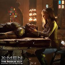 Image result for x men rogue deleted scene