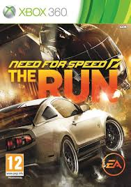 Need for Speed The Run RGH Xbox 360 Español Mega