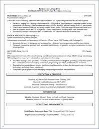 sample resume administrator model resume exrofessional homepage engineering kronos systems administrator resume