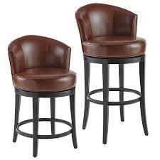 isaac saddle swivel bar counter stool bar stools counter pier 1