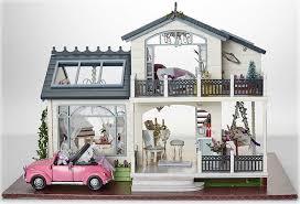 Cutebee <b>DIY House</b> украшения миниатюрные с мебель ...