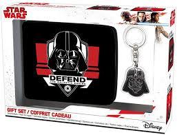 Набор <b>Star Wars</b>: Darth Vader (<b>кошелек</b> + брелок) — купить в ...
