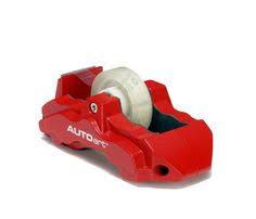 brake caliper tape dispenser red carbon fiber tape furniture