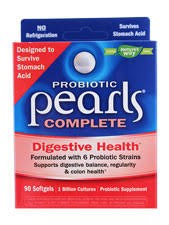 Enzymatic Therapy - <b>Probiotic Pearls Complete</b>