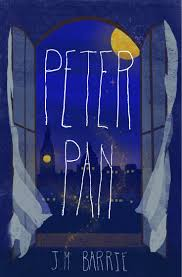images about interpretation of text peter pan peter pan book cover concept by schuyler