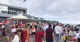 Authorities fear Sydney <b>Christmas party</b> at Bronte <b>Beach</b> could be a ...