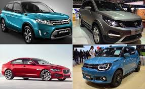 new car launches in chennaiAuto Expo 2016 Upcoming New Cars That May Be Showcased  NDTV