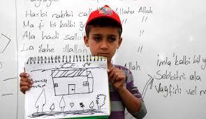 Résultats de recherche d'images pour «guerre syrie enfant»
