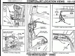 7 pin wiring diagram ford wiring diagram on 4 wire trailer plug diagram