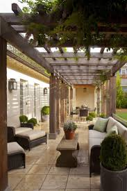 working creating patio: gardening and landscaping outdoor rooms patios muse architects home of loi thai