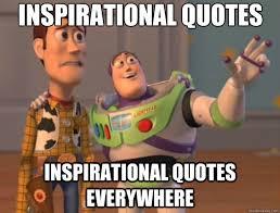INSPIRATIONAL QUotes inspirational quotes everywhere - Toy Story ... via Relatably.com