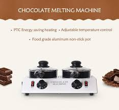 ITOP 40W <b>Mini Electric Chocolate</b> Cheese Melting Machine Ceramic ...