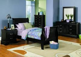 white black bedding set on the bed and pink wall theme connected with kids bedroom ideas with black furniture the brilliant kids bedroom ideas with black bedding for black furniture