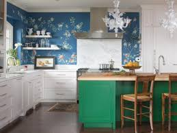 painted blue kitchen cabinets house: a new take on neutrals dp o interior design white kitchen with blue green accents sx lgjpgrendhgtvcom