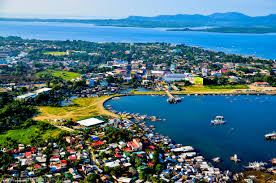 Image result for puerto princesa city aerial view