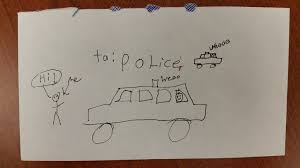 cheyenne kid writes adorable apology note to police department