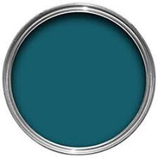 ive used dulux teal tension as a feature wall in my hubbys office chic mint teal office