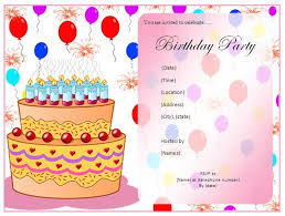 email birthday party invitation templates com template creative birthday party invitations email