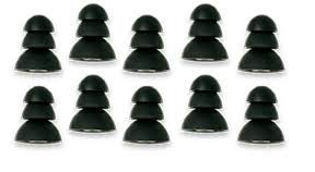 Replacement <b>Protective</b> Ear Bud Tips (<b>Silicone</b>) - Listen Technologies