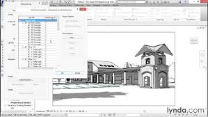 choosing a lighting scheme rendering with revit a lighting
