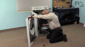 Ge Electric Dryer Heating Element Ge Dryer Repair How To Replace The Heating Element Youtube