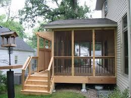 backyard deck eas